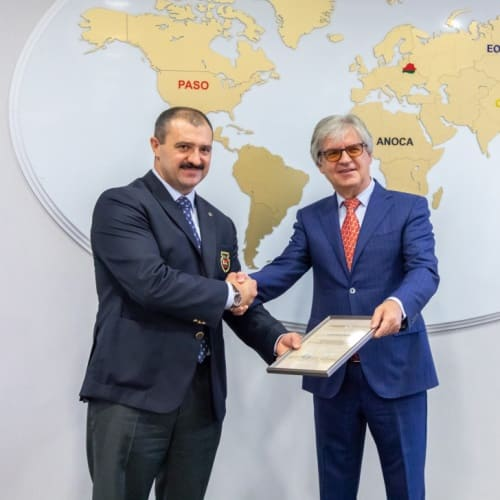 «Дана Холдингз» - генеральный спонсор НОК Беларуси